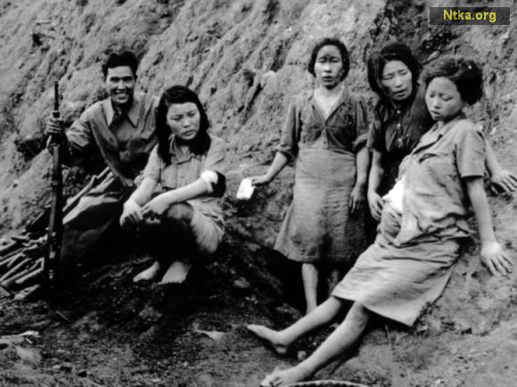 """""""15 yaşında kaçırıldım, işkence gördüm ve bir gün içinde 50 Japon askerinin tecavüzüne uğradım"""""""