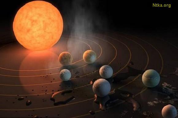 Bilim insanları, yaşam için uygun atmosfere ve suya sahip 45 ötegezegeni belirledi