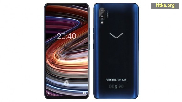 Vestel Venus Z40 özellikleri