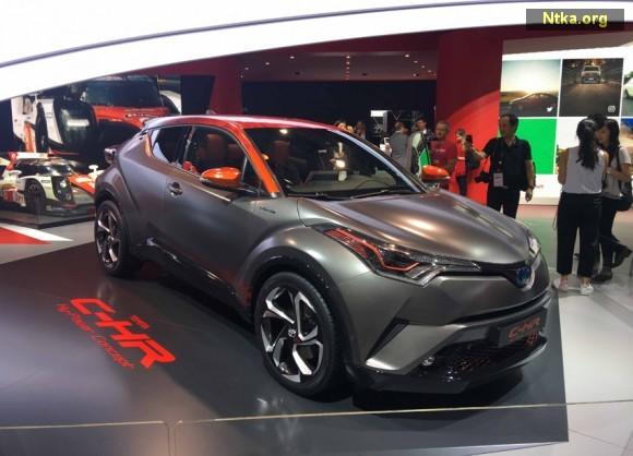 Yeni Toyota C-HR fiyatı ve özellikleri