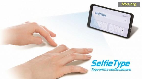 SelfieType klavye