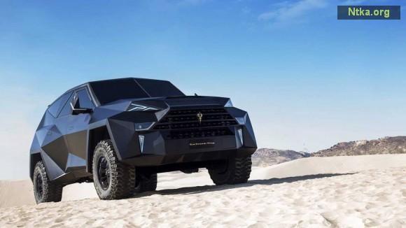 dunyanın en pahalı suv aracı Karlmann King SUV