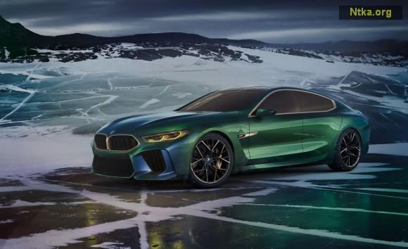 2020 BMW M8 Gran Coupe tanıtıldı