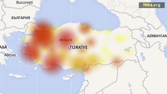 türk telekom çöktü mü
