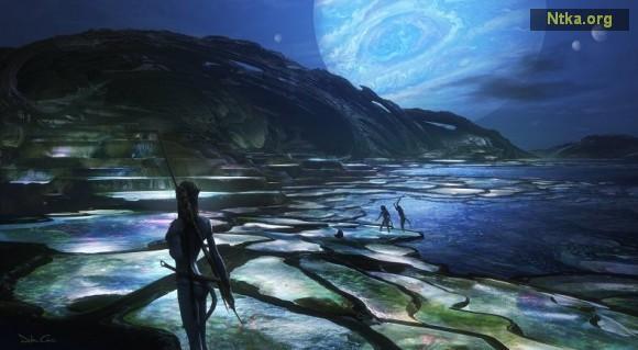 avatar 2 konsept görüntüsü