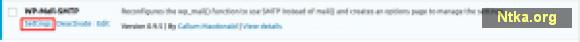 WP Mail SMTP etkinleştirme