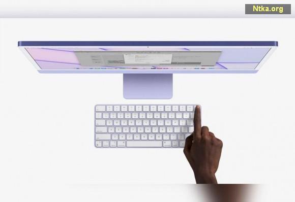 Apple Touch ID'li klavyesini Türkiye'ye getirdi!