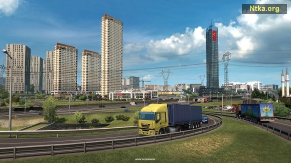 ETS 2 Road to the Black Sea
