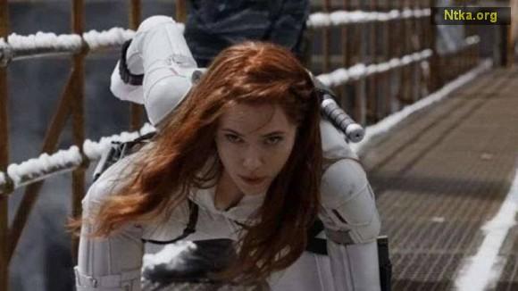 Black Widow filmi izle