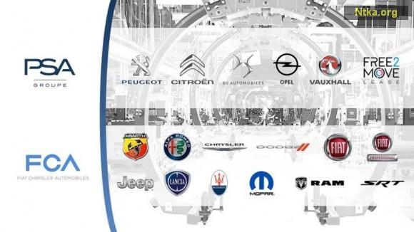 Peugeot ve Fiat Birleşti, Dünyanın 4. Otomotiv Devi Doğdu