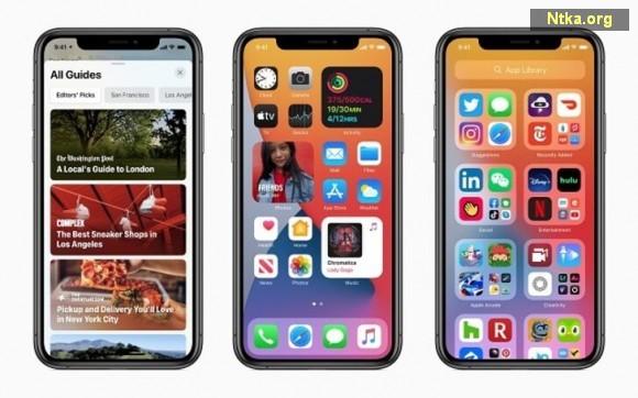iOS 14 yenilikleri belli oldu! iOS 14 ne zaman gelecek?
