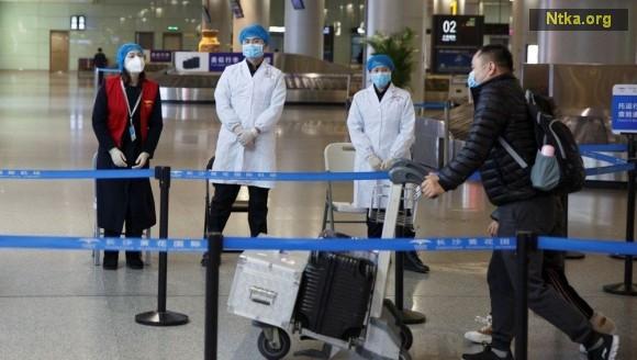 Corona virüs salgını nedeniyle Çin'den dönen Türkler, bölgedeki virüs endişesini anlattı.