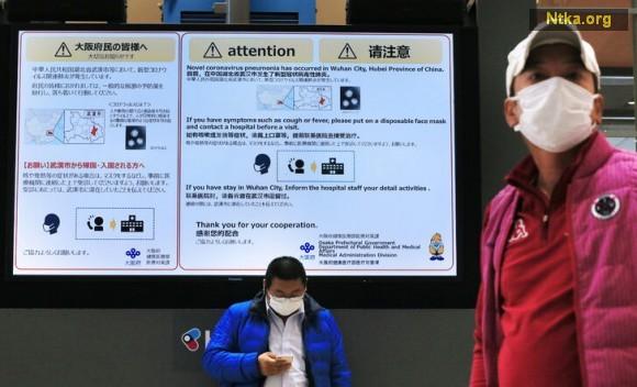 Çin'de koronavirüs salgınında ölenlerin sayısı yükseldi