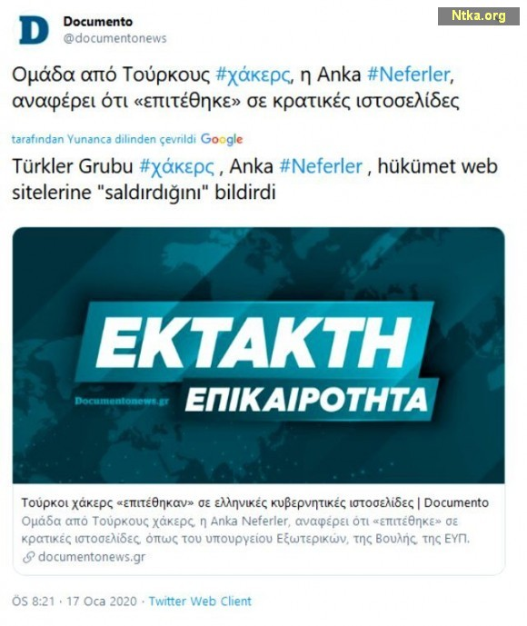 türk hackerler