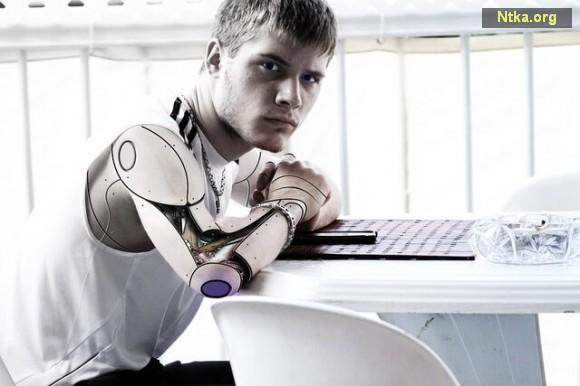 robot yüz nakli