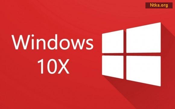 windows 10x işletim sistemi