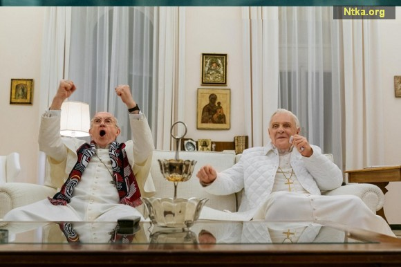 The Two Popes yeni sezon zile