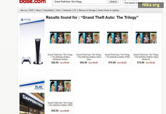 GTA The Trilogy fiyatı