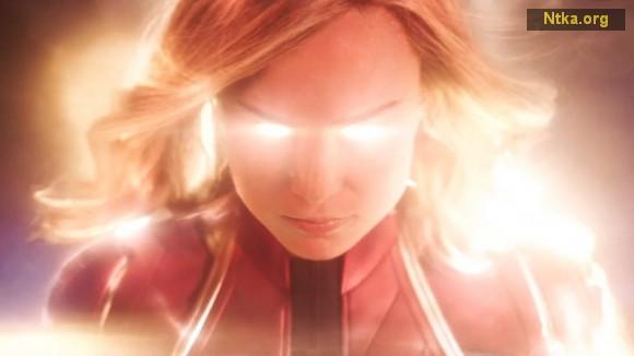 Koşturun: Captain Marvel Filminden İlk Fragman Geldi