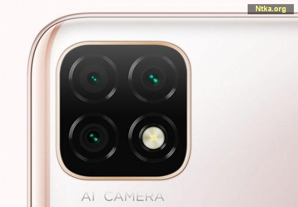 Huawei Enjoy 20 kamera
