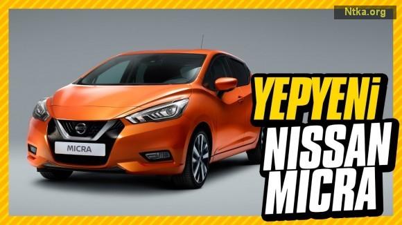 Yeni Nissan Micra Türkiyede satışda