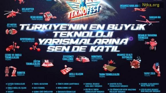teknofest 2021 istanbul Türkiye