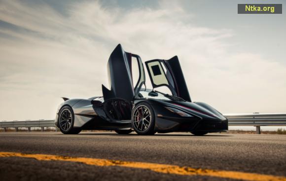 SSC Tuatara dünyanın en hızlı otomobili
