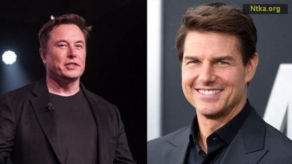 Elon Musk ve Tom Cruise'u bir araya getiren 'çılgın' proje!